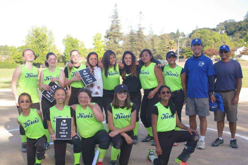 2015 Interleague 12U White Champions, SGSL Kiwis