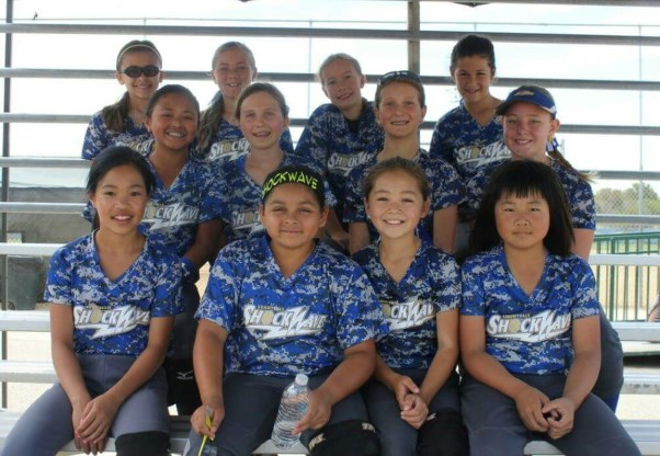 2015 Shockwave 10C Gold 5th Place NorCal Championships