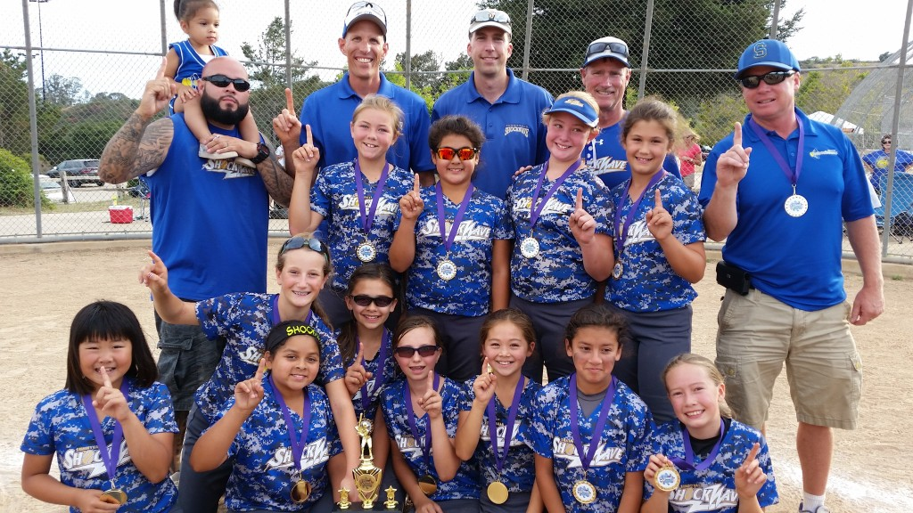 2015 Shockwave 10C Gold Soquel 10C Champions