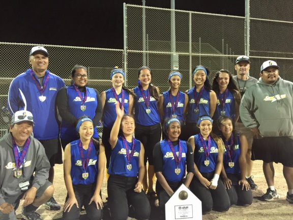 2015 Shockwave 14C 2nd Place NorCal Championships