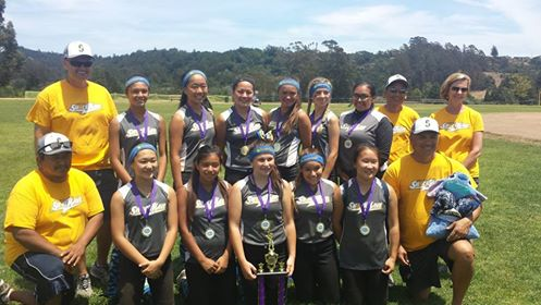2015 Shockwave 14C - Blast  By The Bay Champions