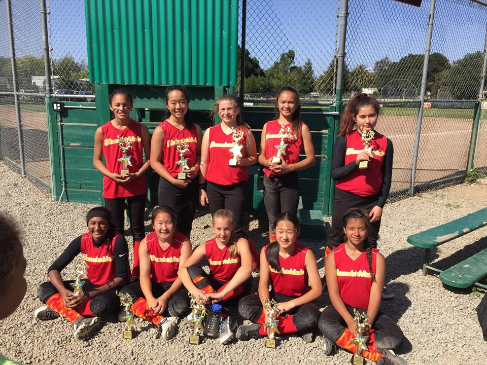 2015 Interleague 14U Red 2nd Place, SGSL Thunderbirds