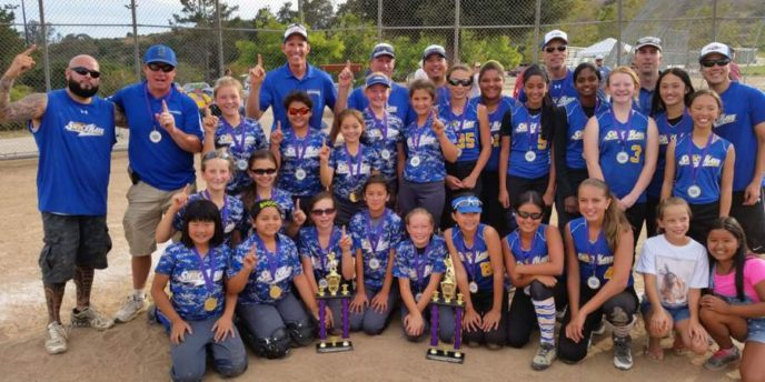 About Shockwave - Sunnyvale Girls Softball League